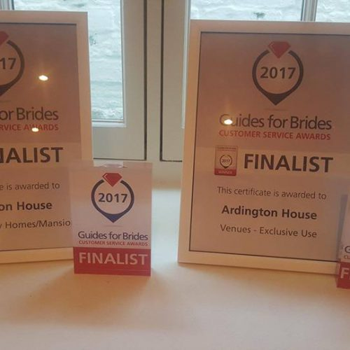 GUIDES FOR BRIDES AWARDS NIGHT 2017