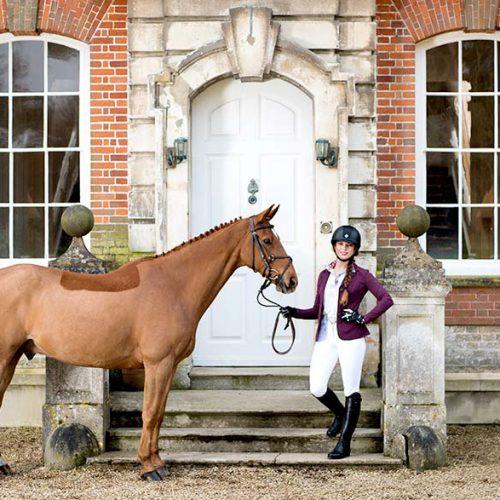 HORSE & HOUND PHOTOSHOOT