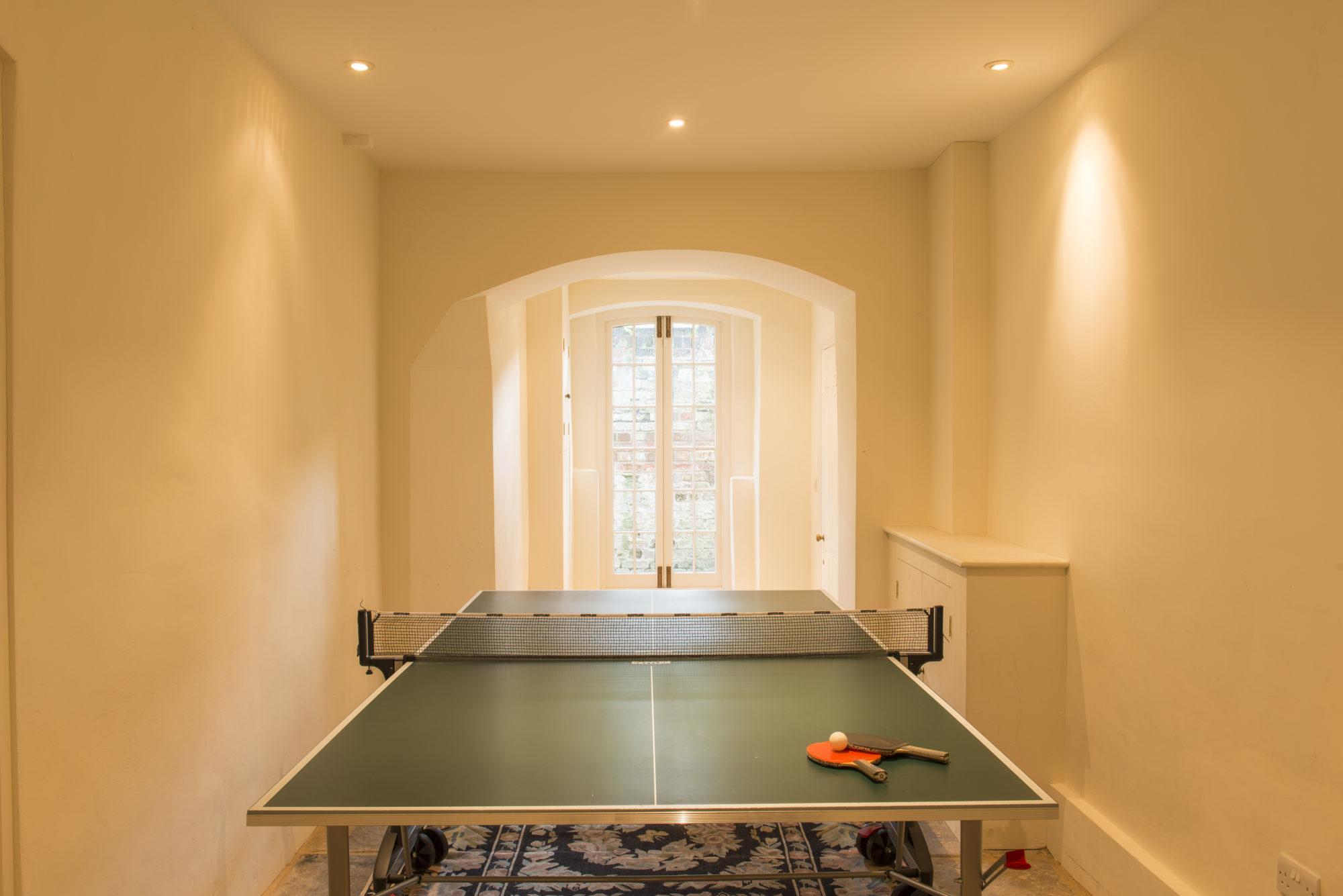 Table Tennis at Ardington House