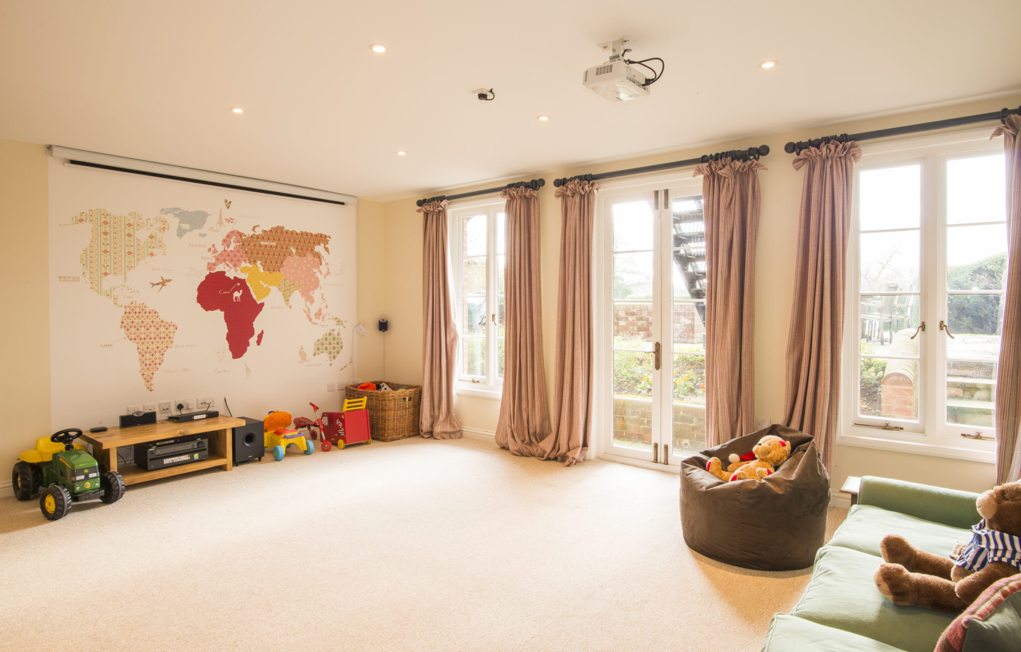Ardington House Childrens Playroom