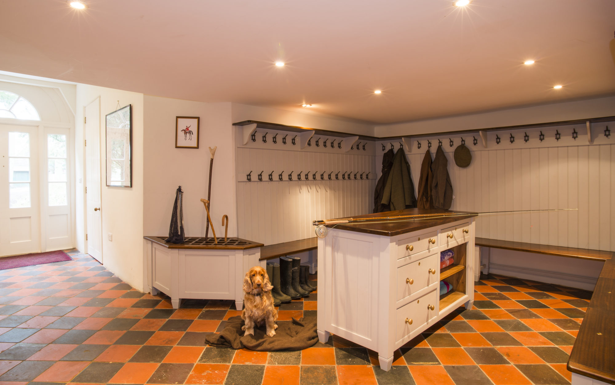 Dog Friendly Private House