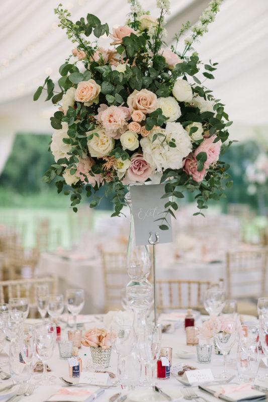 Countryside wedding venue