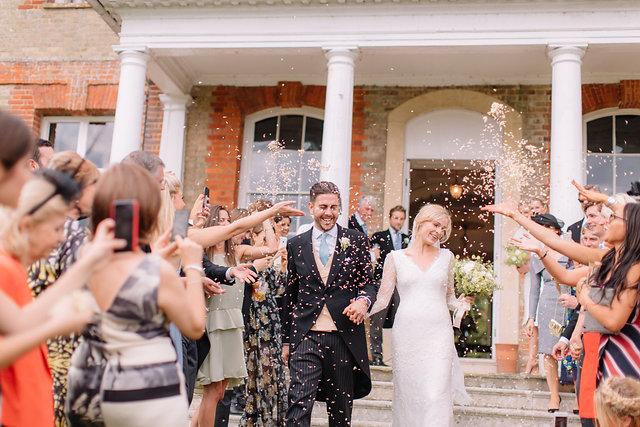 Ardington House wedding venue in South Oxfordshire